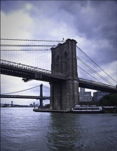 Brooklyn Bridge - Courtesy of Flickr user Tattooed JJ